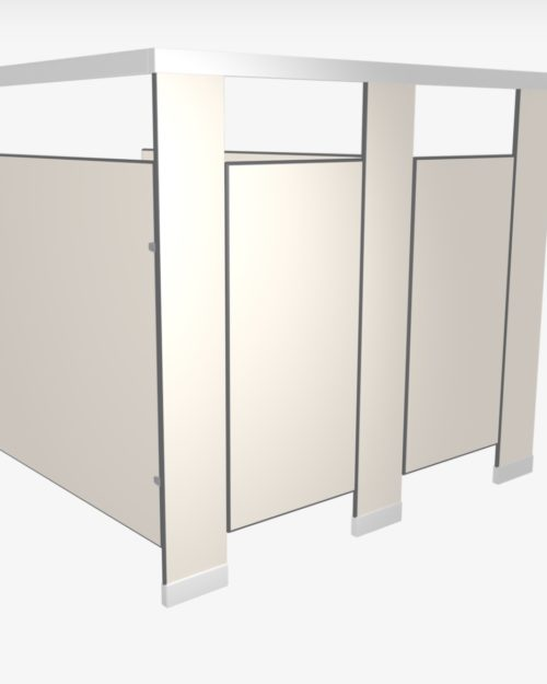Compact-laminate-toilet-partitions
