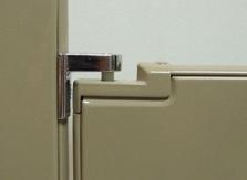 Hinge-detail-powder-coat-toilet-partitions