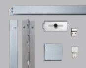 Bobrick Heavy Duty Toilet Partition Hardware