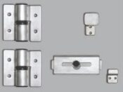 Bobrick Stainless Steel Hardware
