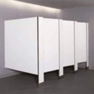 Floor Anchored Toilet Partitions