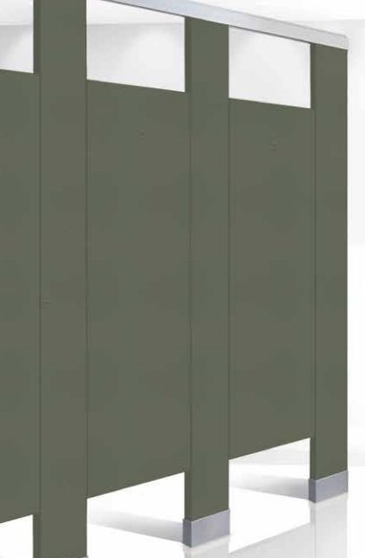 Bobrick-1092-Series-SCRC-Partitions