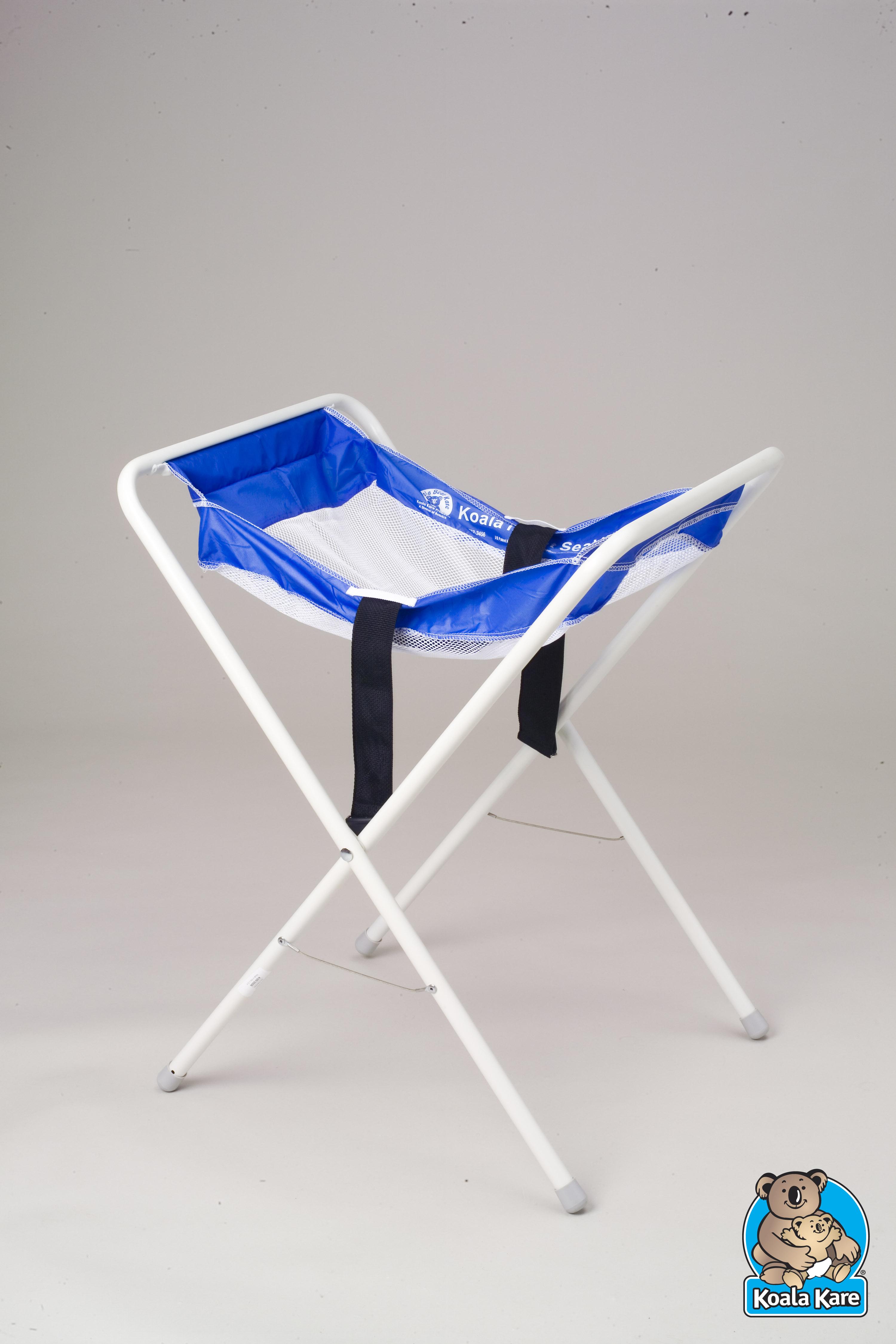 Koala Kare KB115-99 Blue/White Infant Kradle Seat