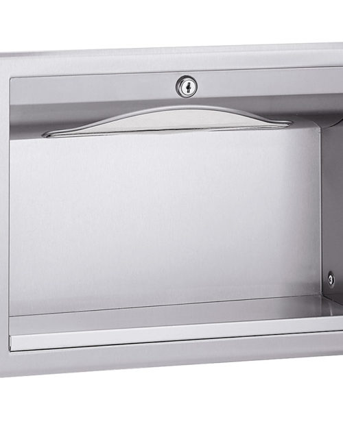 Bradley 198 In-Wall Towel Dispenser