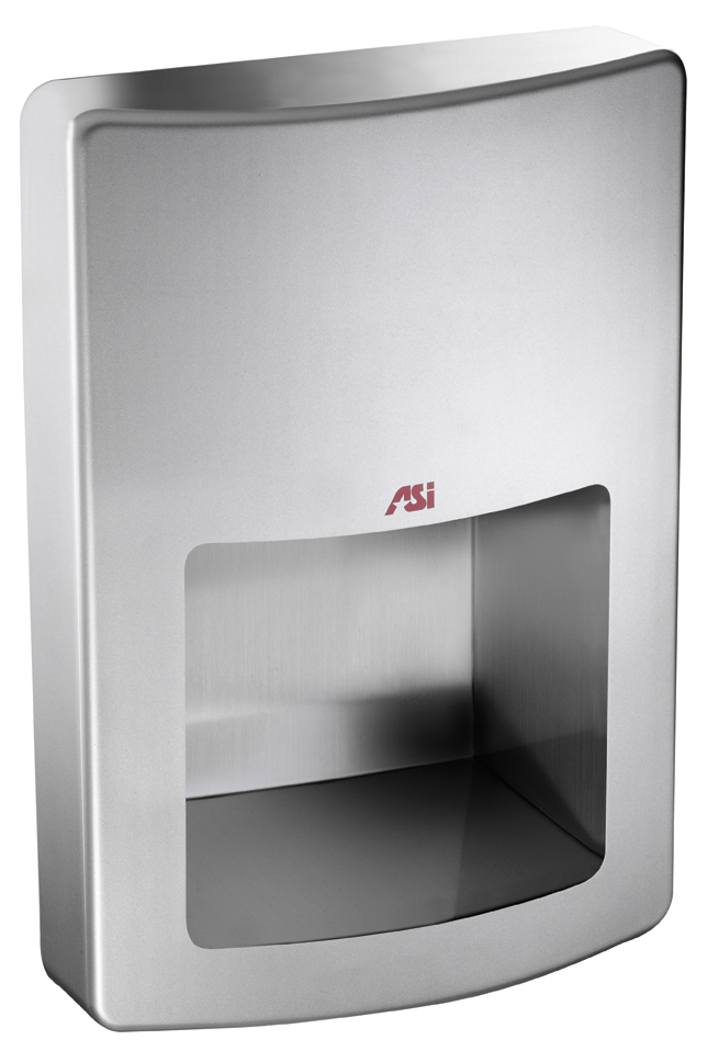 American Specialties 20199 Recessed High-Speed Hand Dryer