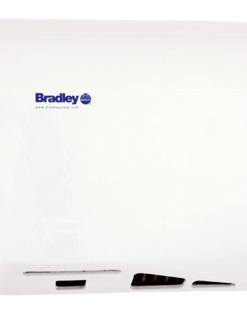 Bradley Aerix 2902-28 White Adjustable Sensor-Operated Hand Dryer