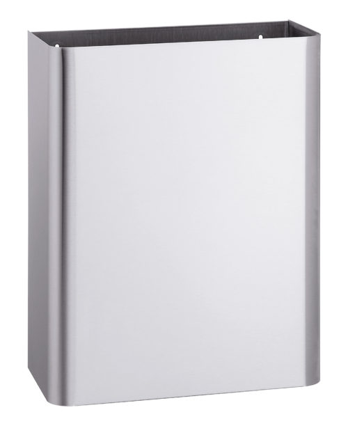 Bradley 356 Surface Mounted 16.5 gal. Waste Receptacle