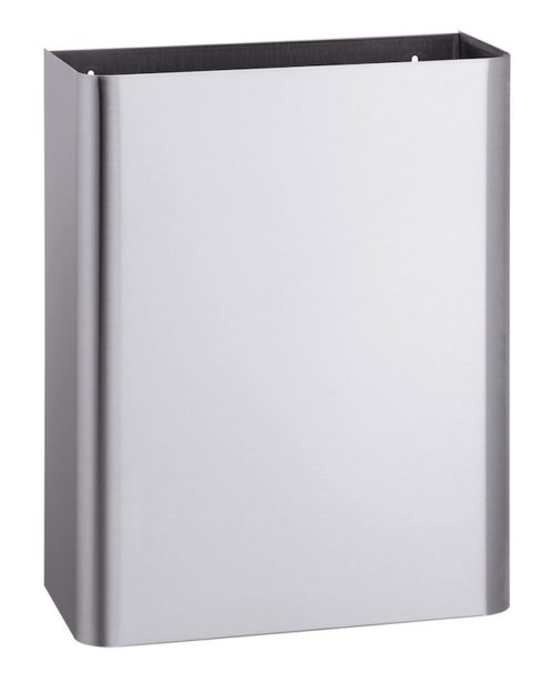 Bradley 3565 Surface Mounted 12 gal. Waste Receptacle