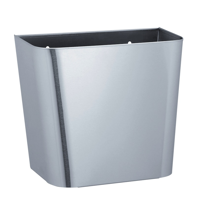 Bradley 359 Surface Mounted 1.5 Gal. Facial Tissue Receptacle