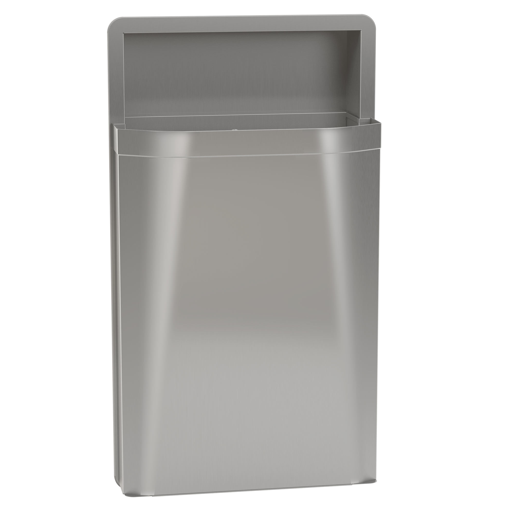 Bradley 3A05 Diplomat Series Recessed Waste Receptacle