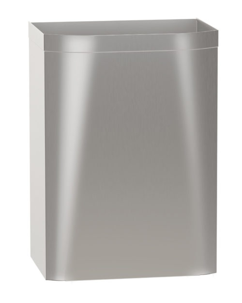 Bradley 3A15-11 Diplomat Series Surface Mounted Waste Receptacle