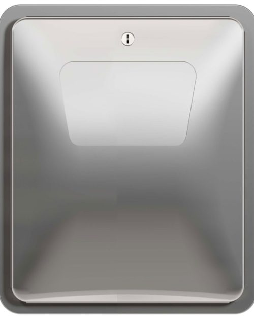 Bradley 4A00 Diplomat Series Recessed Napkin Disposal