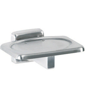 Gamco 76807 Soap Dish - Satin Finish
