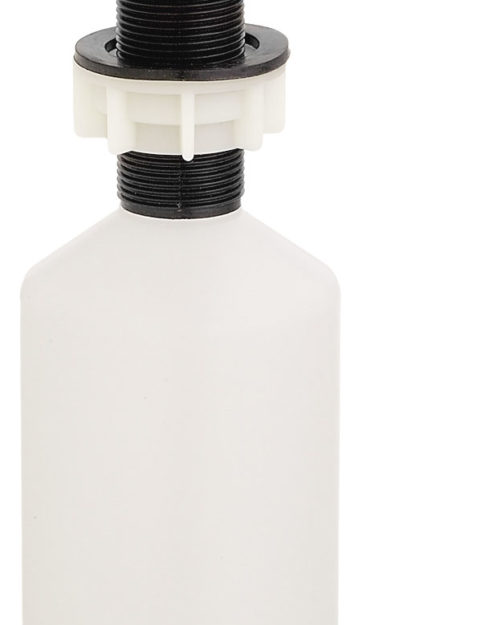 "Bradley 6334 Spout Pump Soap Dispenser (3-1/2"" spout, 16oz cap.)"