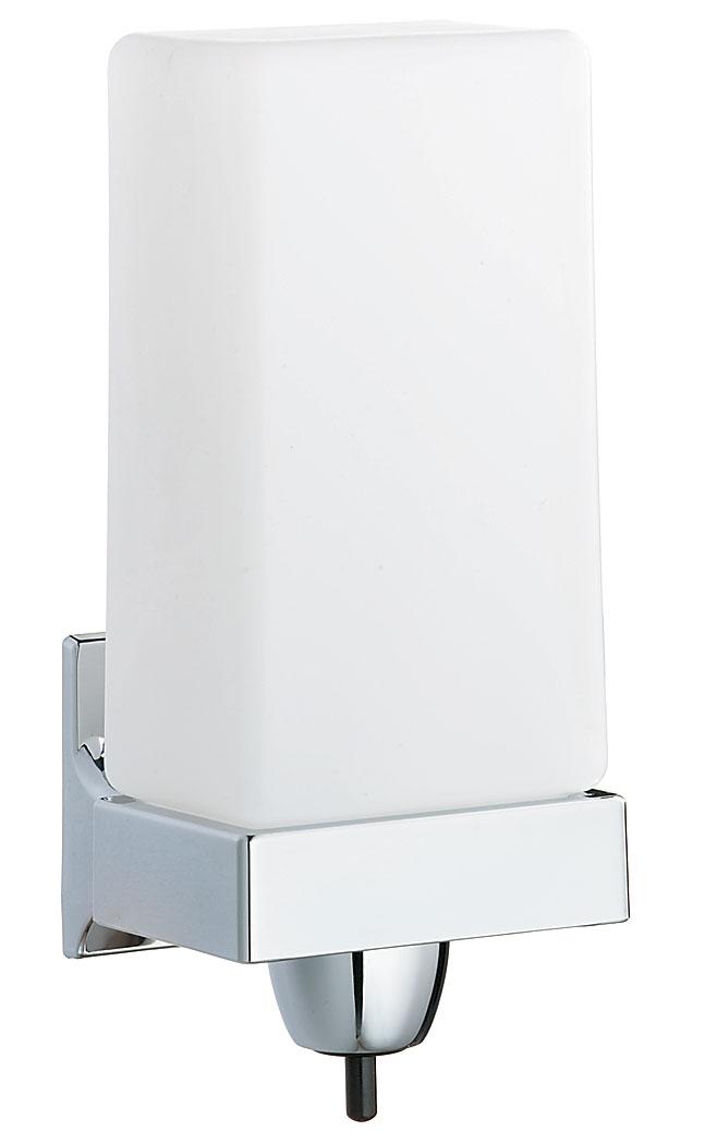 Bradley 6501 Liquid Push-Up Soap Dispenser (24 oz. cap.)