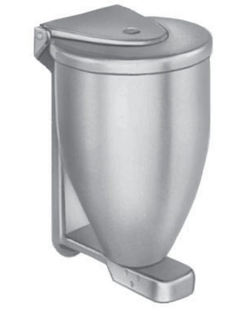 Bradley 658-30 Powdered Soap Dispenser (32 oz. cap.)