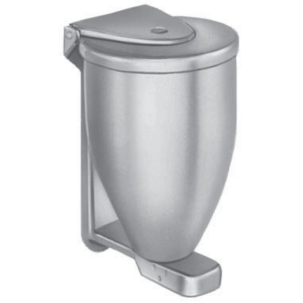 Bradley 658-30 Powdered Soap Dispenser (32 oz. cap.)