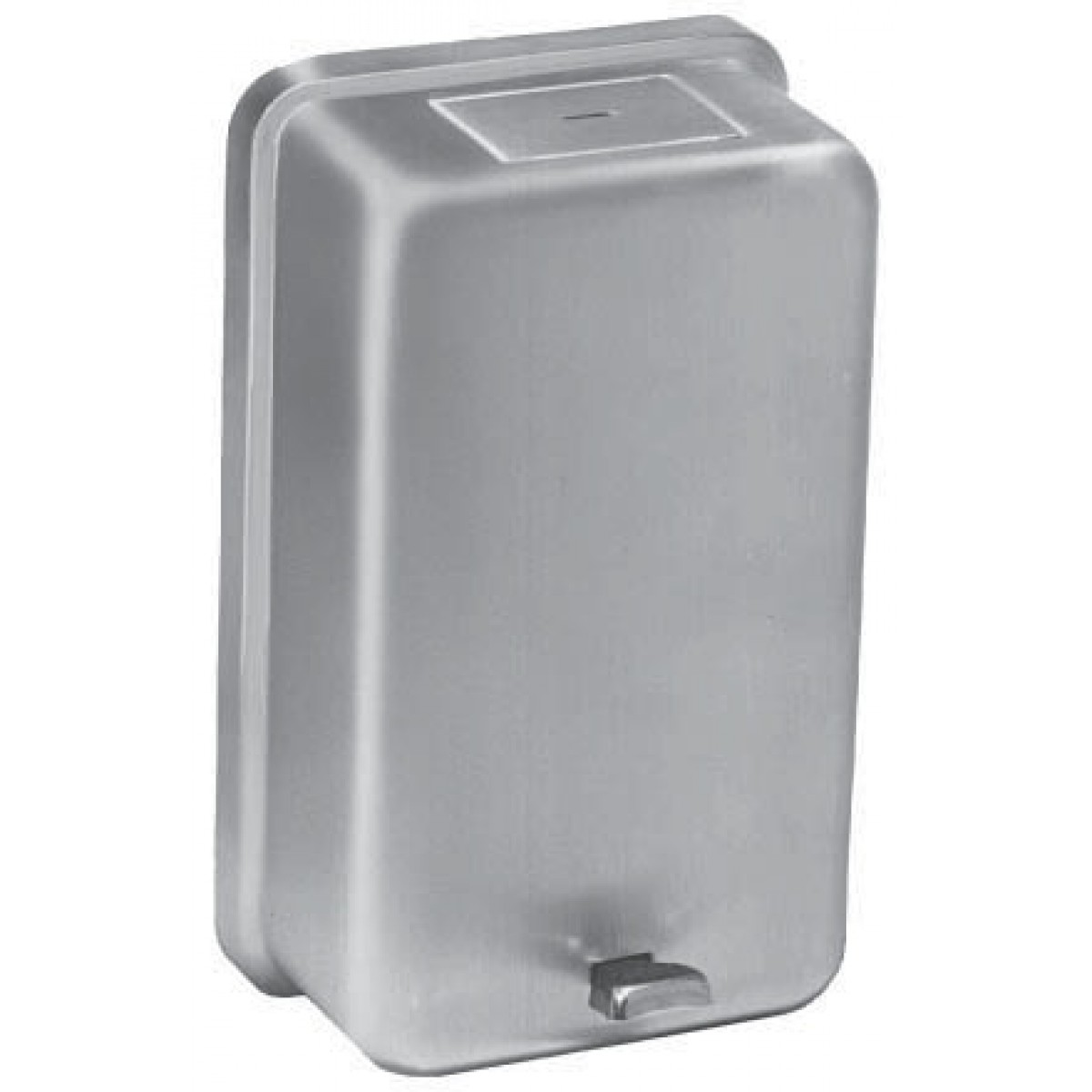 Bradley 6583 Powdered Soap Dispenser (32 oz. cap.)