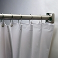(7) Bobrick B-204-1 Shower Curtain Hooks