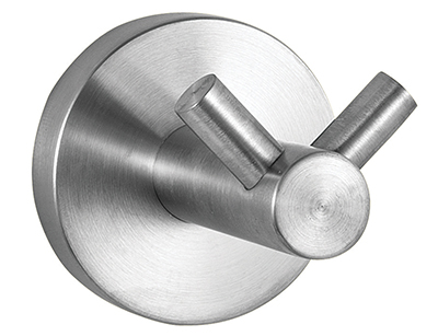 American Specialties 7312 Double Robe Hook
