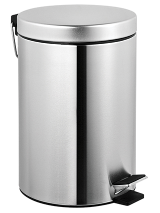 American Specialties 7317 Covered Waste Receptacle