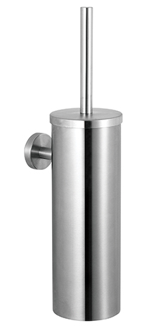 American Specialties 7387 Wall Mounted Toilet Brush and Holder