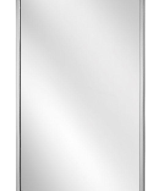 """Bradley 780-2460 Angle Frame Mirror 24"""" x 60"""""""