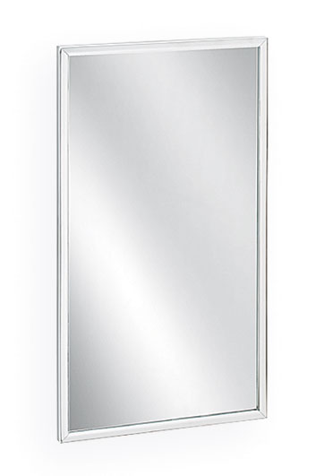 "Bradley 781-3636 Framed Mirror 36"" x 36"""
