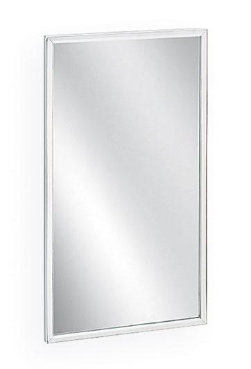 "Bradley 781-1836 Framed Mirror 18"" x 36"""