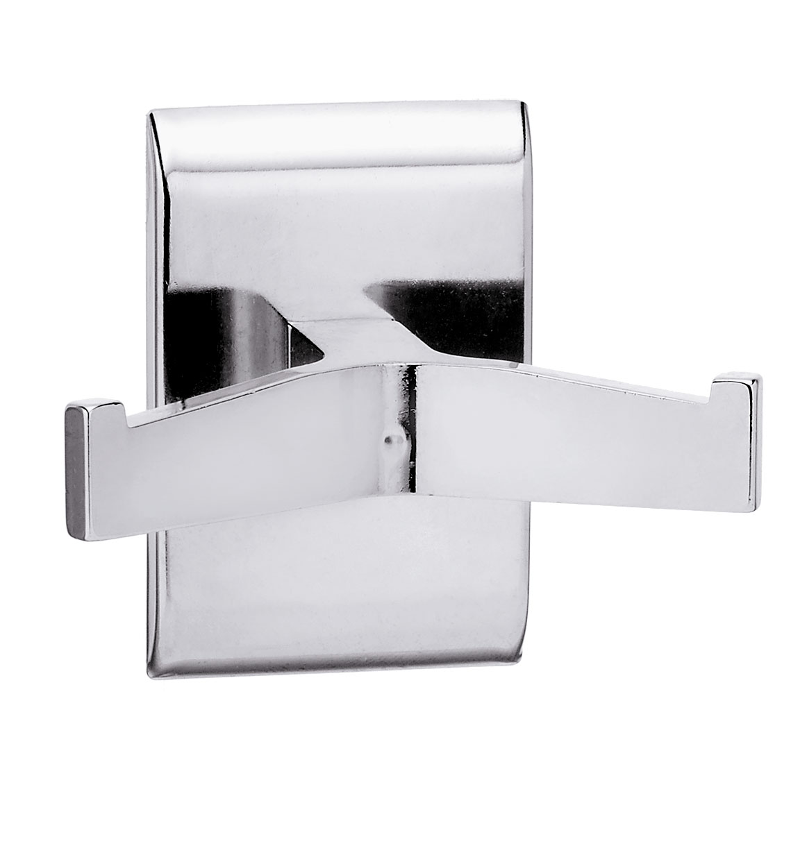 Bradley 912 Chrome Plated Double Robe Hook