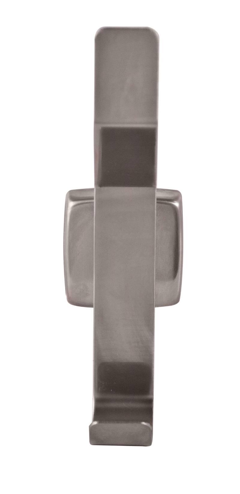 Bradley 9135 Bright Polished Stainless Steel Hat & Coat Hook