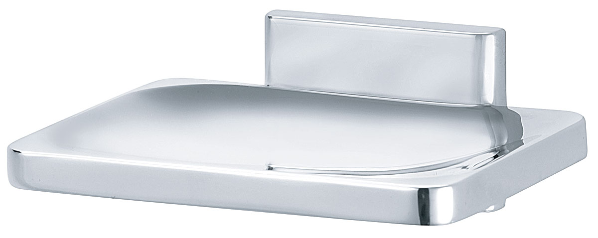 Bradley 921 Chrome Plated Soap Dish