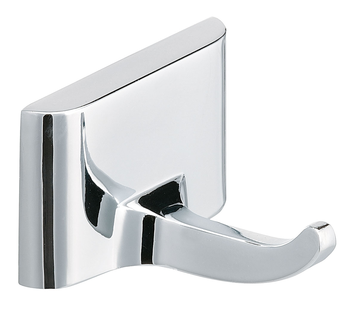 Bradley 931 Chrome Plated Single Robe Hook