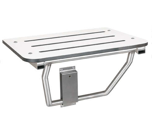 Bradley 9562 Folding Phenolic Shower Seat