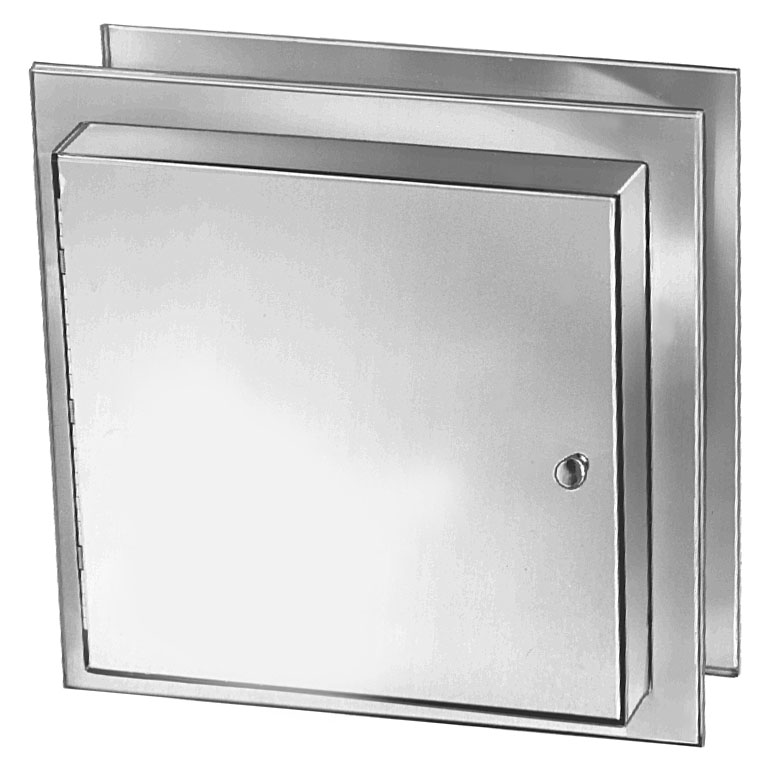 Bradley 9813 Specimen Pass-Thru Cabinet