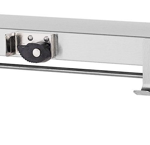 "Bradley 9983 30"" Utility Shelf (2 Hooks / 3 Holders)"