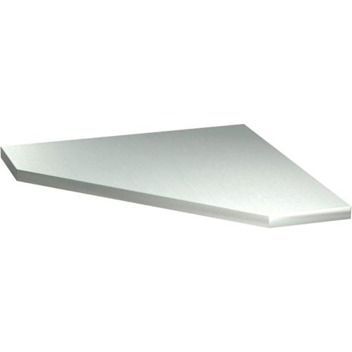 American Specialties 0010 Surface Mounted Corner Shower Seat