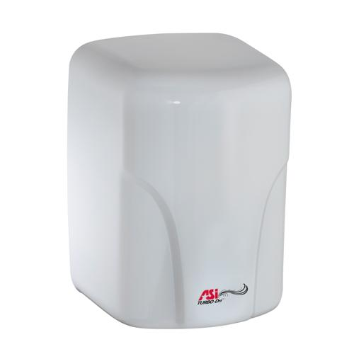 American Specialties 0197-1-92 Bright Stainless Steel TURBO-Dri High Speed 110-120V Hand Dryer