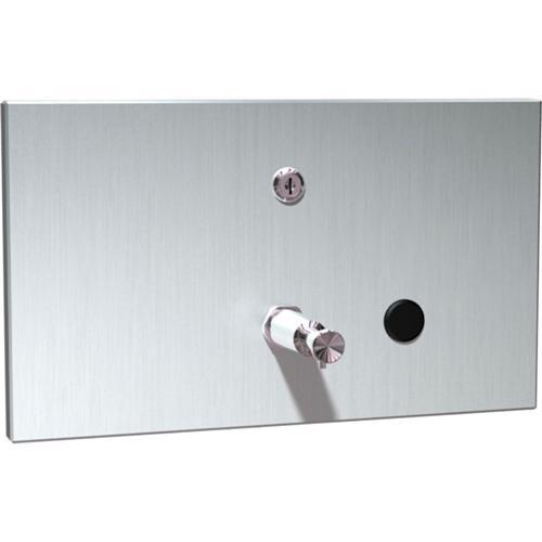 American Specialties 0326 Recessed Horizontal Soap Dispenser