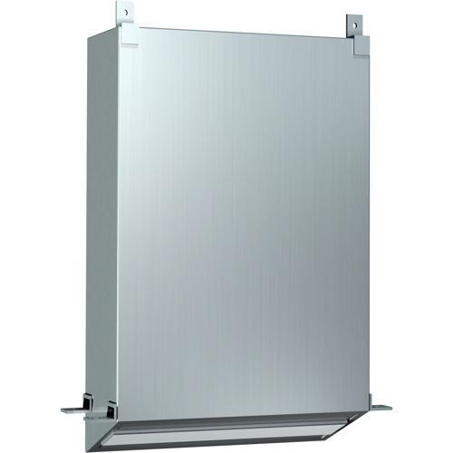 American Specialties 0439 Recessed Paper Towel Dispenser