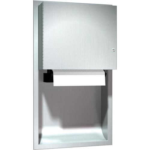 American Specialties 045224A Automatic Roll Recessed Paper Towel Dispenser