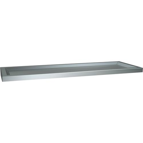 "American Specialties 0690-18  6"" x 18""  Stainless Steel Shelf"