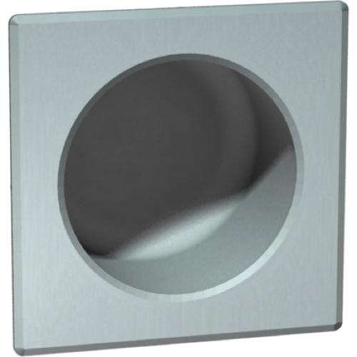 American Specialties 110-1 Square Recessed Toilet Paper Holder
