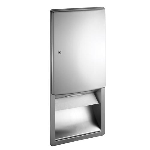 American Specialties 20452 Paper Towel Dispenser