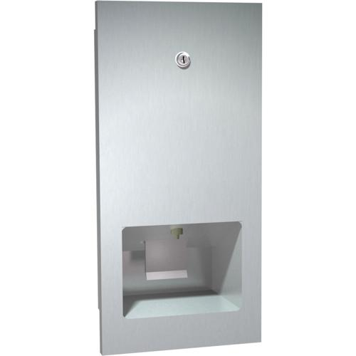 American Specialties 5002 Recessed Cartridge Soap Dispenser