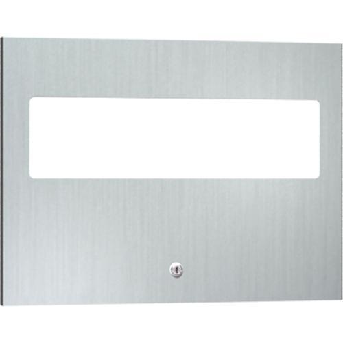 American Specialties 6477 Recessed Toilet Seat Cover Dispenser