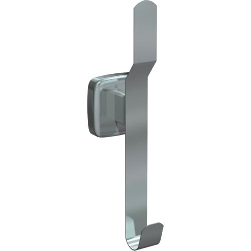 American Specialties 7382-B Bright Finish Hat & Coat Hook