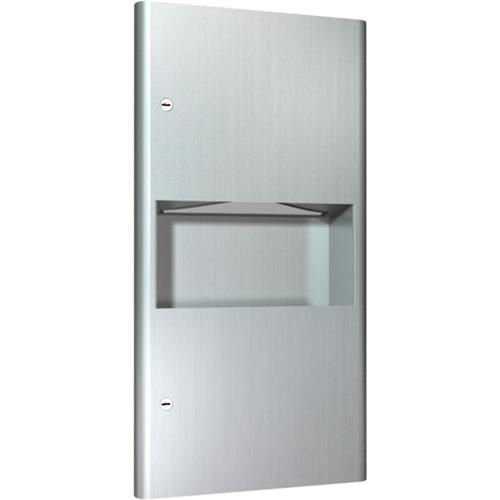American Specialties 94623 Paper Towel Dispenser & Waste Receptacle