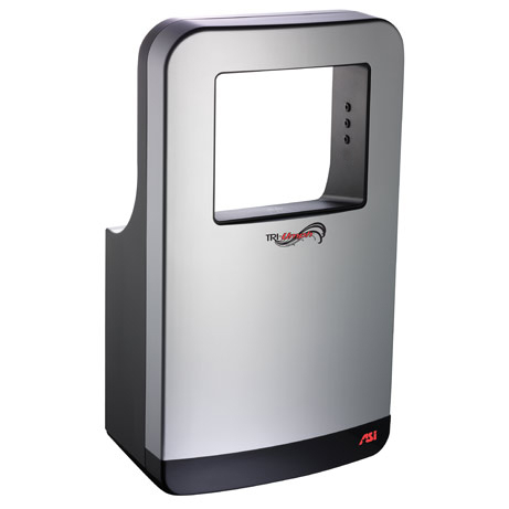 American Specialties 20200-1 Tri-Umph™ High-Speed Automatic Hand Dryer