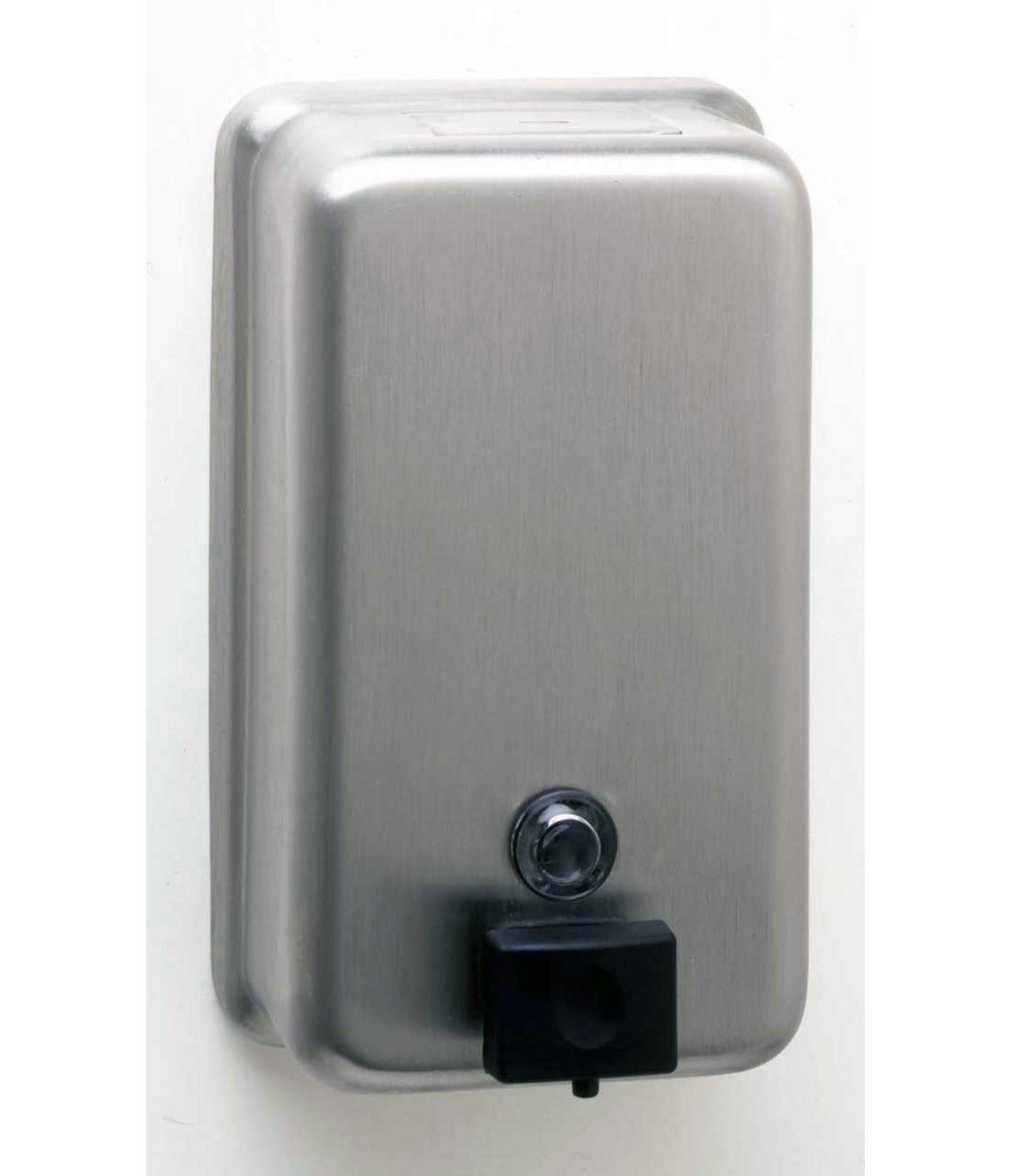Bobrick B-2111 Surface-Mounted Vertical Soap Dispenser